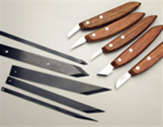 Carving Knives and Marking Knives